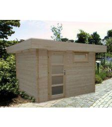 Blokhut Ultramodern 320x260 cm.