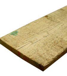 Tuinplank geimpregneerd fijnbezaagd 2x20x400 cm.