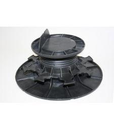 Verstelbaar kunststof vloerdrager 3-6 cm.