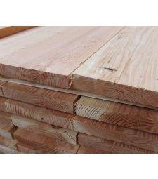 Steigerhout douglas. 3.2x20x300 cm. Per 50 stuks.