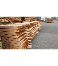 Douglas boomstamblad half bekantrecht 5.5x25-45x400 cm. Uitverkocht