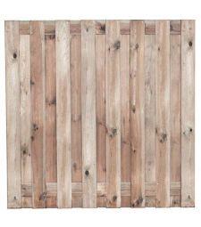 Tuinscherm Coevorden - Geimpregneerd 15 plus 2 planks.