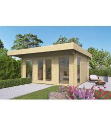 Blokhut - Tuinhuis Yorick 500 x 280  120cm